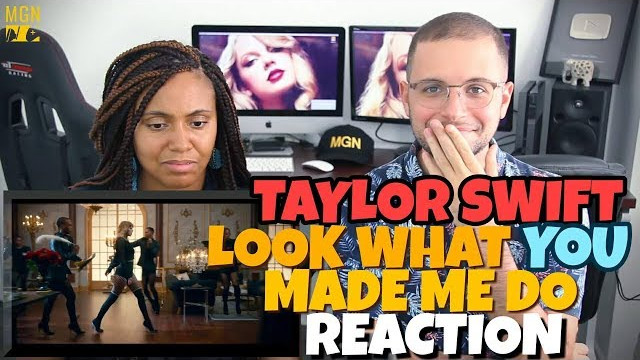 Taylor Swift – Look What You Made Me Do | REACTION
