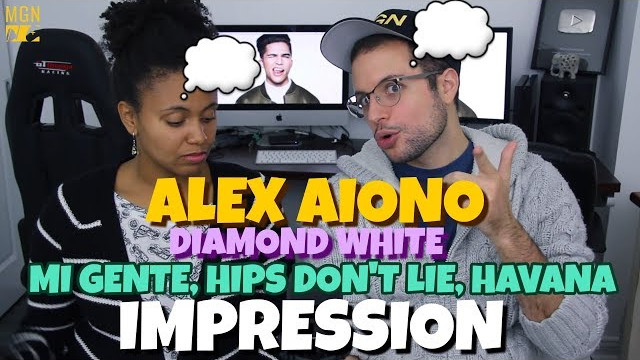 Alex Aiono (ft. Diamond White) – Havana, Mi Gente, & Hips Don't Lie Mashup | IMPRESSION