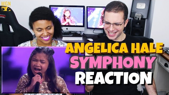 Angelica Hale – Symphony | America's Got Talent 2017 | REACTION
