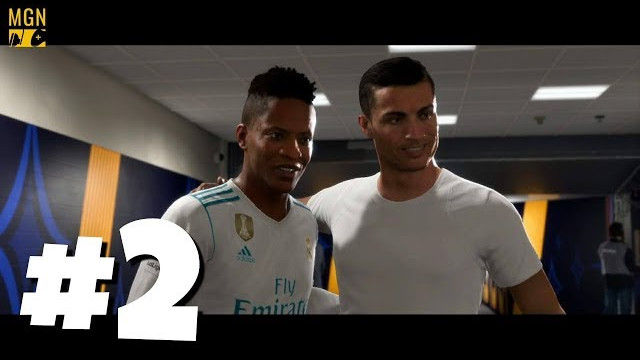 FIFA 18 – The Journey – Pre – Season International Cup – Part 2